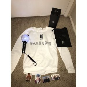 Other - Bts pack!! (Bluetooth included)